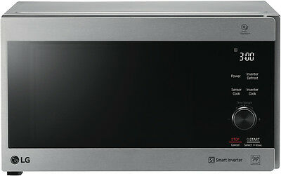 NEW LG MS4266OSS NeoChef 42L 1200W Stainless Steel Inverter Microwave