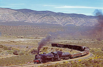 South African Railways: A 19D in the Great Karoo Jorgensen photo