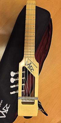 Risa 'stick' Solid Electric Ukulele Soprano, Great Condition + Gig Bag + Strap