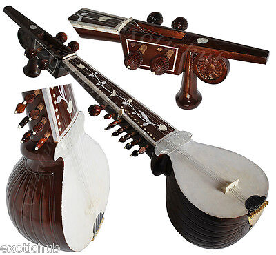 Buy Punjabi Rabab~Rebab~Rubab~Tun Wood~Great Sound