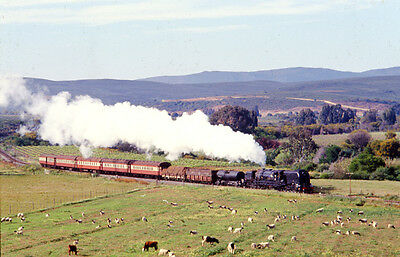 South African Railways: GMA on Worcester - Riversdale section. Jorgensen photo