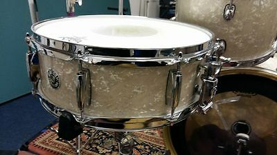 """Gretsch Catalina White Pearl Snare 14"""" x 5.5"""""""