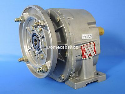 Bonfiglioli MAS16/P gear reducer, 9:1 gear ratio (New)