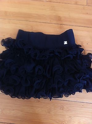 Girls Navy Blue Skirt 2yrs