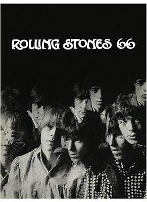 the Rolling Stones PSYCHEDELIC POSTER *VERY EARLY IMAGE* Mick Jagger Brian Jones