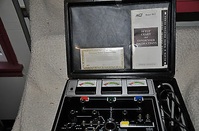 Vintage B & K 467 CRT Picture Tube Restorer/Analyzer