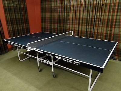 Table Tennis Table (Cornilleau 422 Indoor)