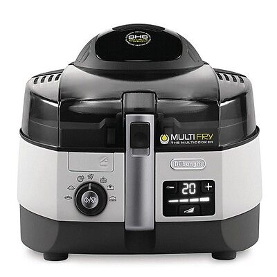 DeLonghi FH 1394 /1 Multifry EXTRA CHEF - Heißluftfritteuse und Multicooker