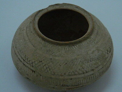 Ancient Large Size Teracotta Painted Pot Indus Valley 2500 BC No Reserve #PT1520