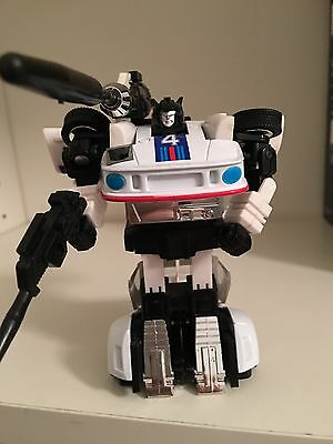 transformers g1 Jazz commemorative Edition Complete