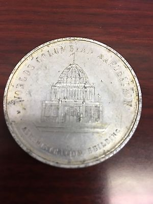 Worlds Columbia Exposition Coin