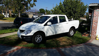Electric vehicle / Electric Truck / NEV / LSV / Low Speed / 4-Door w/Utility Bed