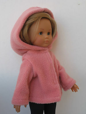 """Clothes for Corolle Les Cheries,Paola Reina Outfit ~13"""" Doll Jacket with Hood"""