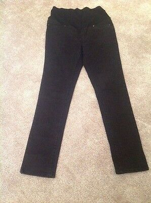 New*Mamas and Papas ladies maternity skinny jeans size 10