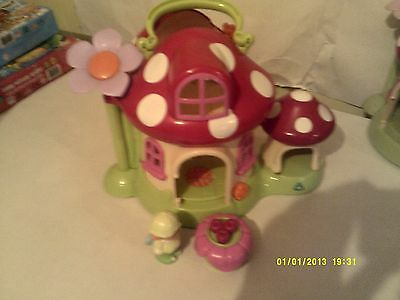 ELC Happyland Toadstool House with Sounds/Fairy Figure