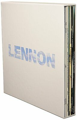 John Lennon 'Lennon' (New Vinyl LP Box Set)