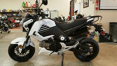 2016 Other Makes Boom125  2016 Cazador Boom 125 - GROM COPY BRAND NEW STREET LEGAL!!!