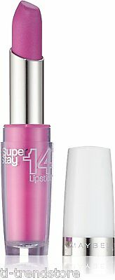 Maybelline New York Lippenstift Superstay 14H 150 On and On Pink 3.5 g Neu
