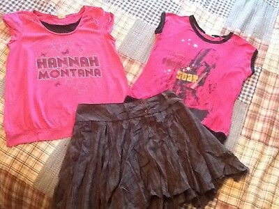 Girls blouses and skirt 11-12 years
