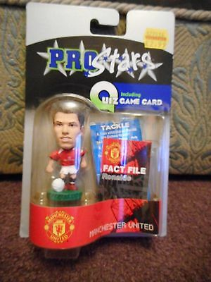 Man United Pro Star Corinthian Figure Ronaldo New In Box