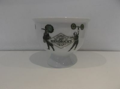 Hendricks Gin Cup Strong Man Motif Brand New Condition Sold without Saucer
