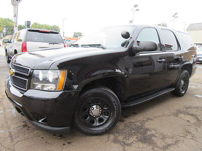 2014 Chevrolet Tahoe  Black PPV RWD 69k County Hwy Miles Warranty Well Maintained Nice