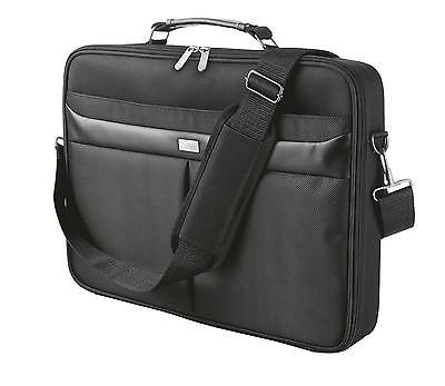 """Trust Brand New Black Sydney CLS Carry Bag For 14"""" Laptops With Tags"""