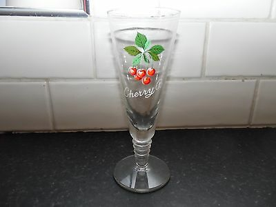 Early Cherry B Glass Great Condition