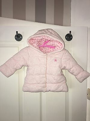 Next Baby Padded Winter Coat Size 3-6 Months