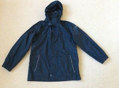 Waterproof Regatta Thin Coat Age 11-12 years