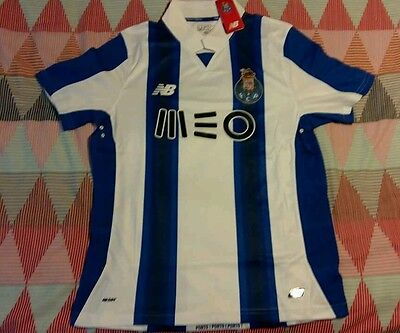F.c. Porto Football Home Jersey Shirt  ( Size L ) 2016/2017
