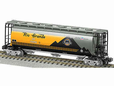 American Flyer Rio Grande UP Heritage Cylindrical Hopper # 6-48644 MINT IN BOX