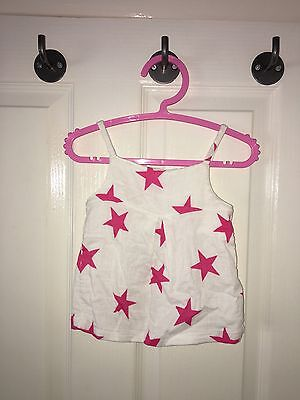 Aden&Anais Baby Star Cani Top Size 6-9 Months