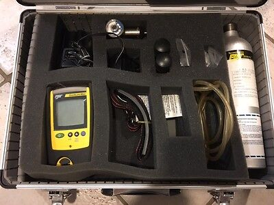BW Technologies  GasAlertMax Confined Space Gas Detector Kit - USED