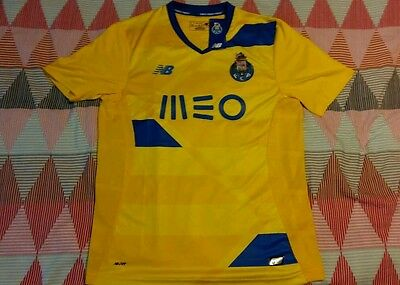 F.c. Porto Football Third Jersey Shirt ( Size M ) 2016/2017