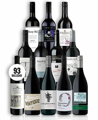 Top Rated Reds (12 Bottles)