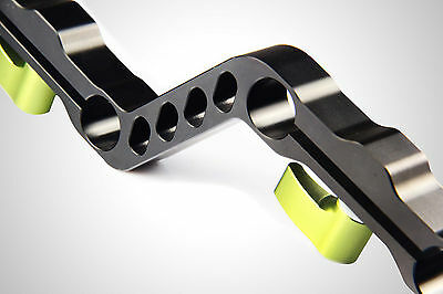 New Lanparte Offset Clamp for 15mm Rail Rig DSLR Video Camera 5D2 GH1 GH2 7D