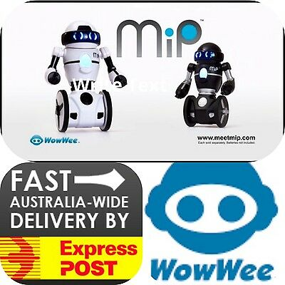 WowWee MiP Balancing Robot RC White Kid Toy Android iOS AP FREE EXPRESS DELIVERY