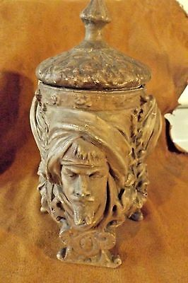 Primative Antique Urn Unknown Origin