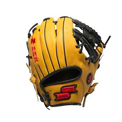 "2016 SSK Select Pro Series Baseball Glove: S16200I - Infield 11.5"" - RHT"