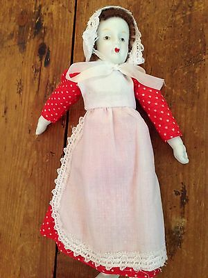 Bisque Vintage Style Doll