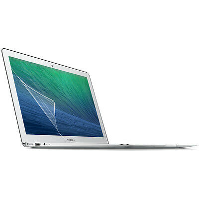 Clear Film Screen Protector Cover For Mac Notebook Air Pro Retina Crystal LJ