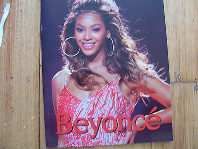 Beyonce Book Glossy Photos.