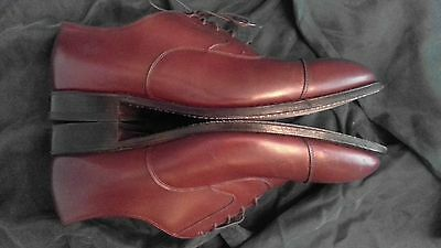 Johnston and Murphy Leather Shoes 10.5 D