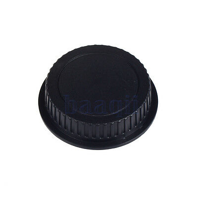 Camera Back Lens Dust Cover Rear Cap Protect For Canon EF ES-S EOS Serie DSLR MA