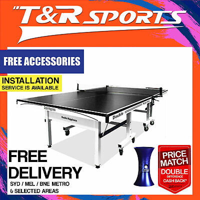 25Mm Lavente Premium Double Happiness Tournament Table Tennis Ping Pong Table