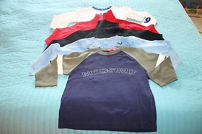 Lot of used boys shirts and pants size 4-5