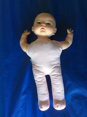Collectible Play Vogue Ind. Baby Doll Cotton Made in Hong Kong