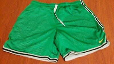 Youth Nike green athletic shorts sz M 8-10