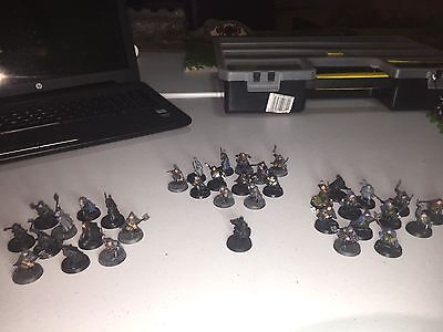 Games Workshop LOTR Mint Metal Murin and 35 Dwarf Rangers